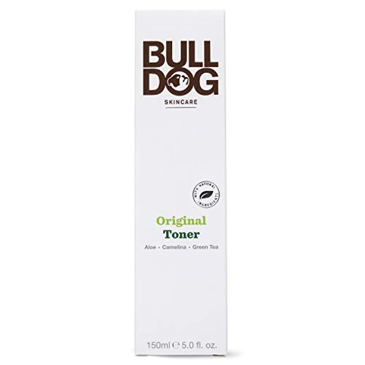 太字ホバートラックBulldog(ブルドッグ) ブルドッグ Bulldog オリジナル トナー 化粧水 150ml 肌をすっきり なめらかに