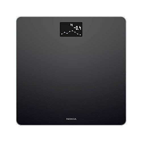 Nokia スマート体重計 Body ブラック Wi-Fi/Bluetoot...