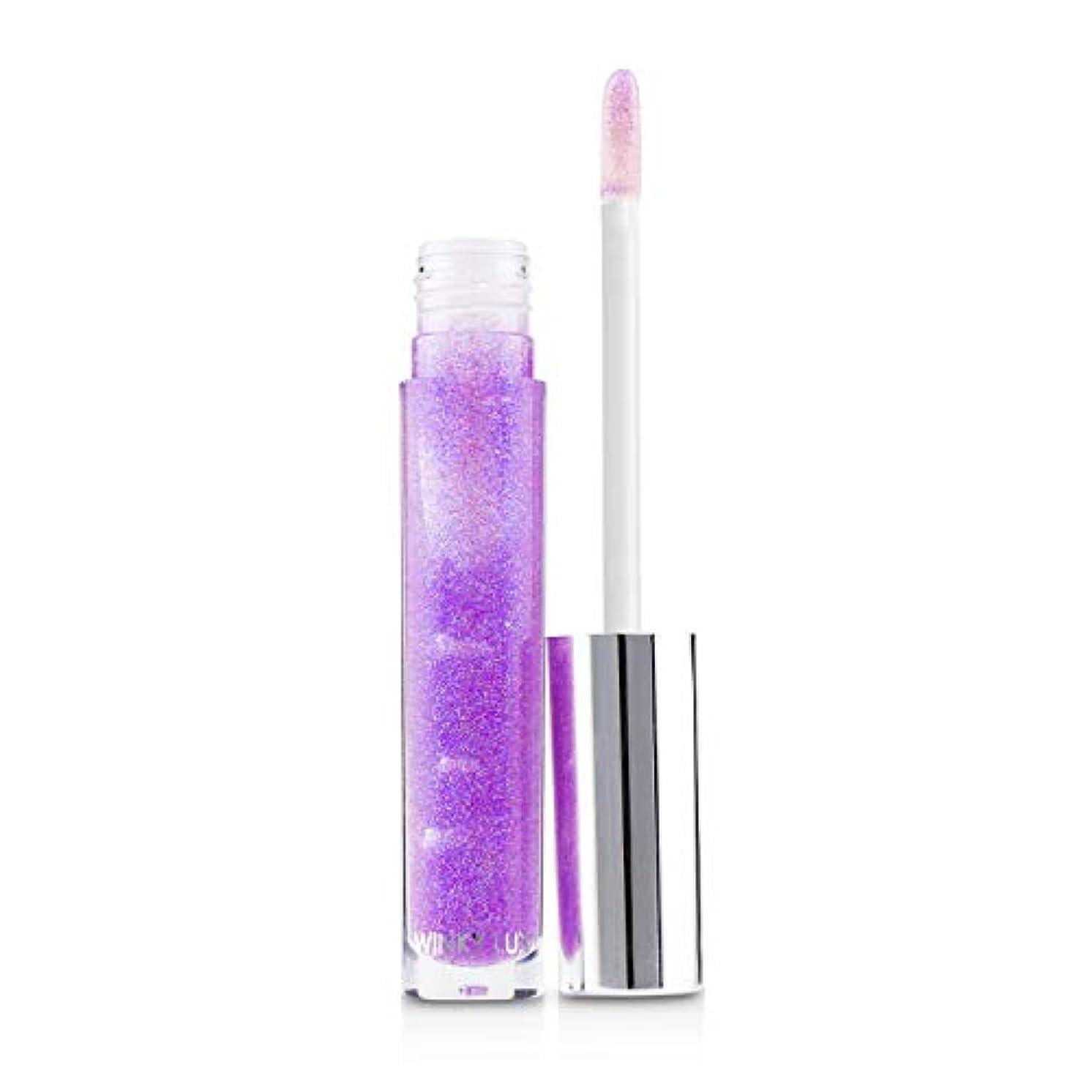 安心させるカリキュラム魅惑的なWinky Lux Disco Lip Gloss - # Night Ferver (Lavander) 4g/0.14oz並行輸入品