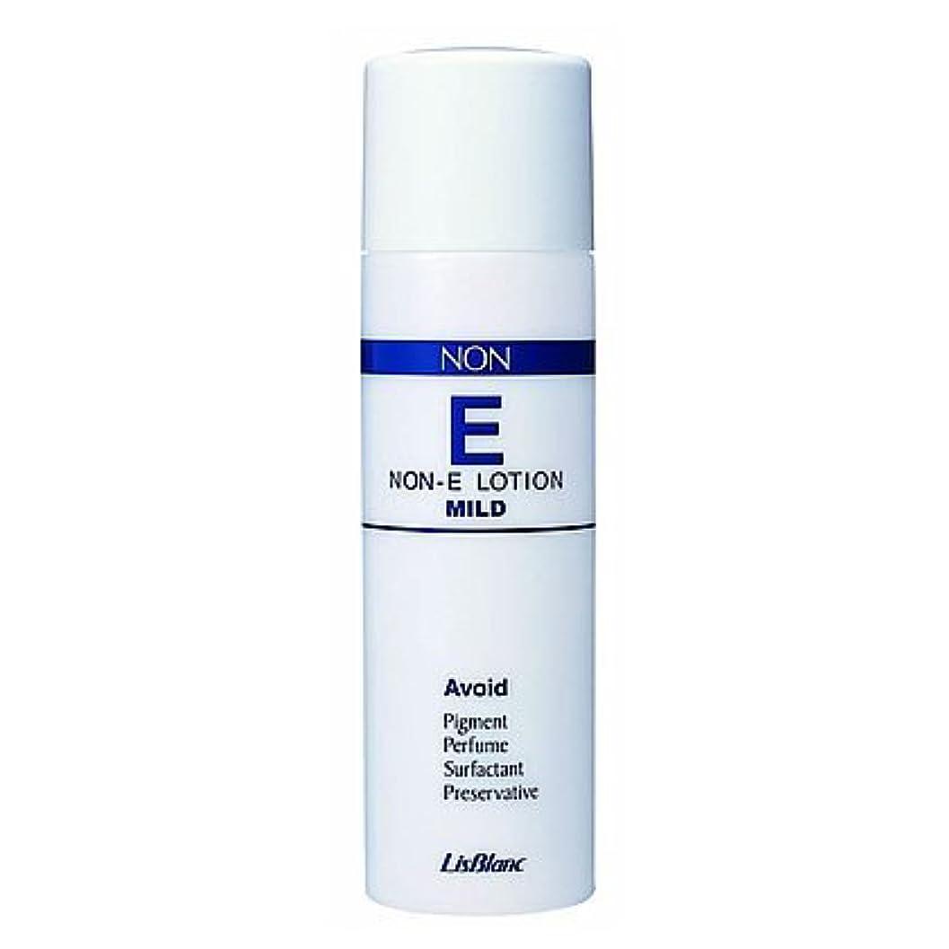 強風数字頬骨リスブラン ノンEローションマイルド 150mL 低刺激性保湿化粧水