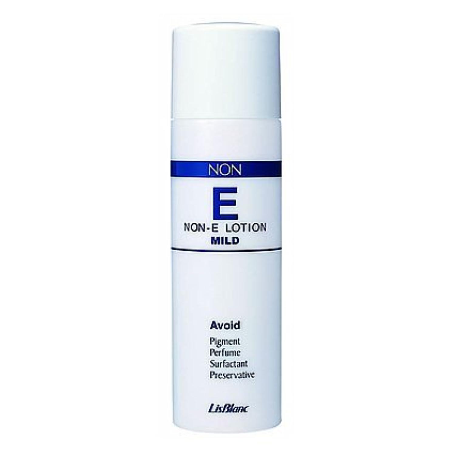 多年生思い出す温かいリスブラン ノンEローションマイルド 150mL 低刺激性保湿化粧水