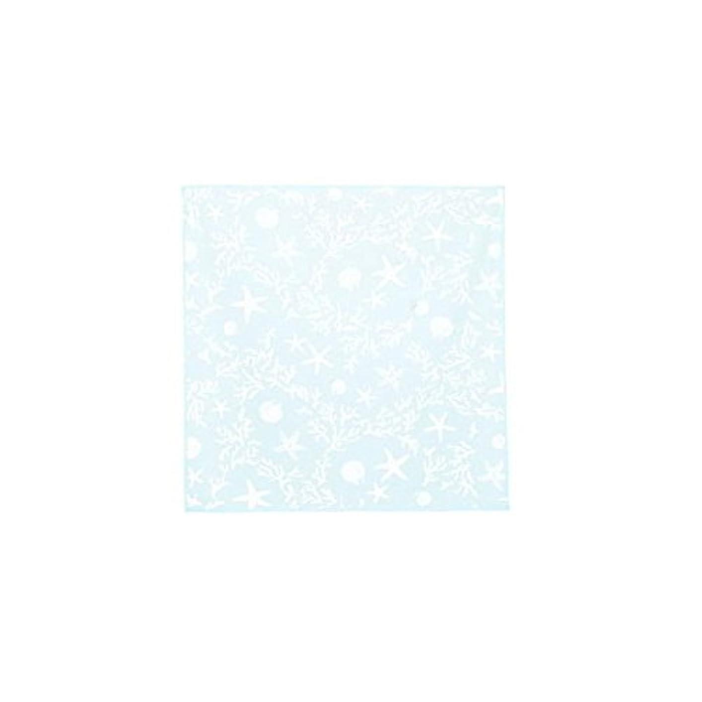 出発ゾーンバイパストモコーポレーション テーブルクロス 北欧 正方形 (マリッサ/ペールブルー(13))