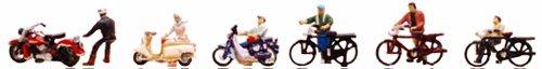 情景コレクション 情景小物 026 二輪車・自転車A2