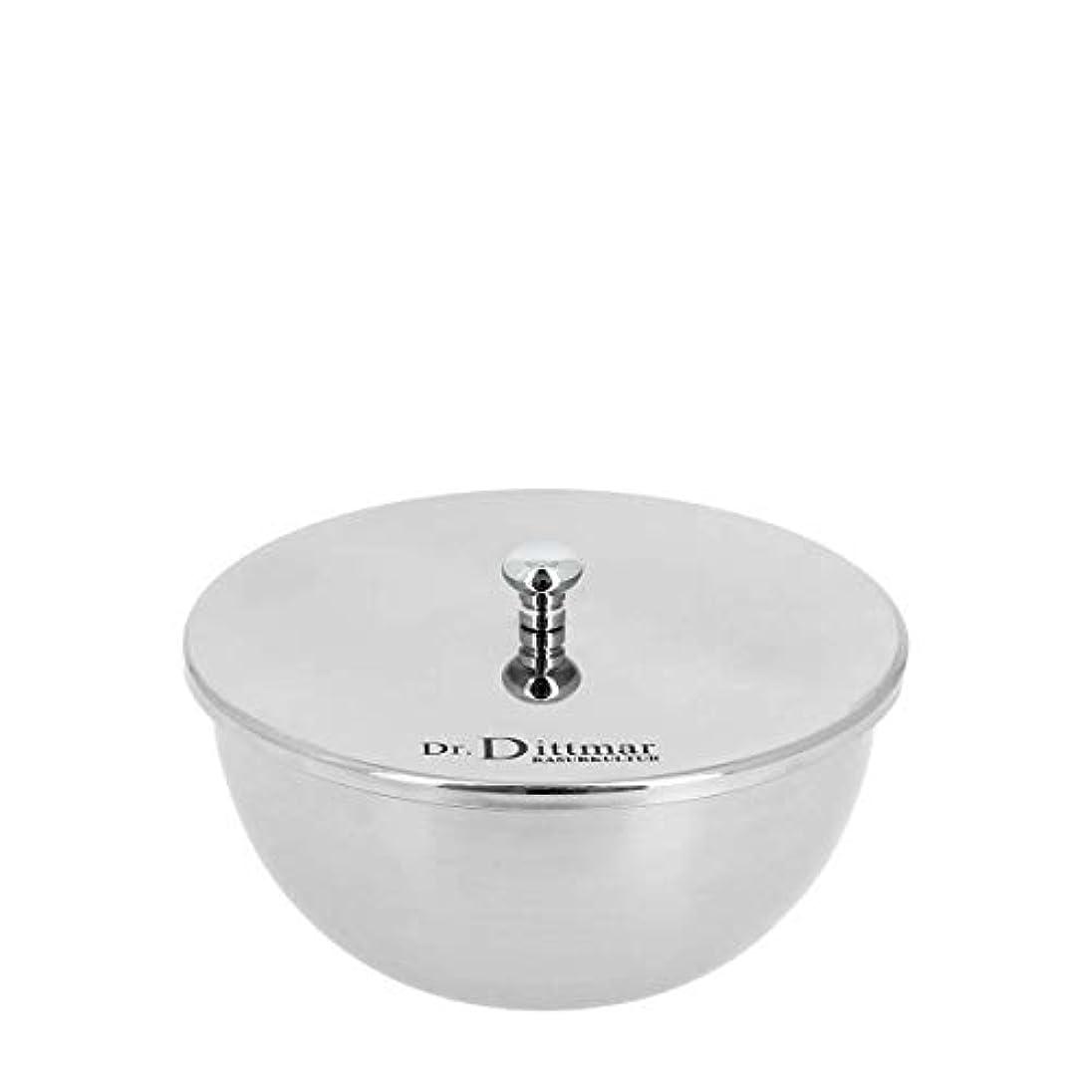 クラブディスコ偉業DR.ディットマー シェービングボウル(シェービングソープと蓋付き)(9001)[海外直送品]Dr. Dittmar Shaving Bowl with Shaving Soap and Lid (9001) [並行輸入品]