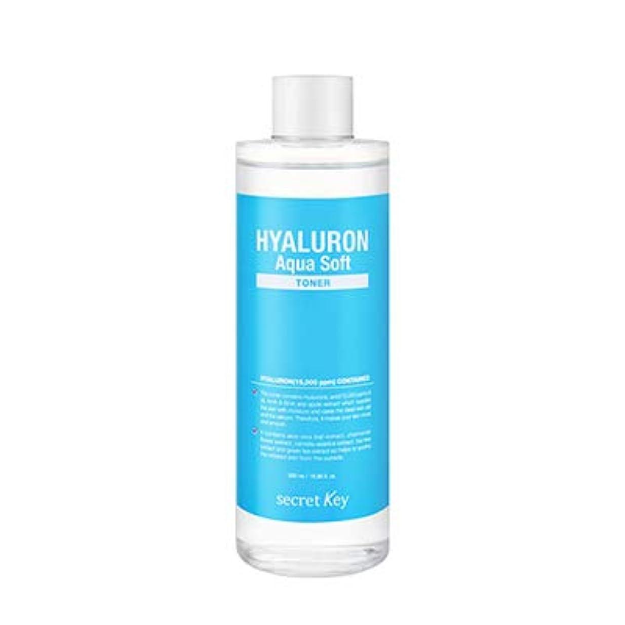関連する長老十億シークレットキー[Secret Key] ヒアルロンアクアソフトトナー500ml / Hyaluron Aqua Soft Toner