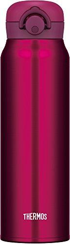 サーモス 水筒 真空断熱ケータイマグ 【ワンタッチオープンタイプ】 750ml ワインレッド JNR-750 WNR