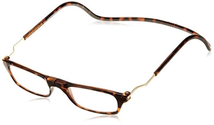 の配列雄弁普通に[クリックリーダー] 老眼鏡 CliC Expandable メンズ