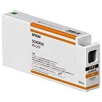 エプソン インクカートリッジ オレンジ350ml SC9OR35 1個 〈簡易梱包