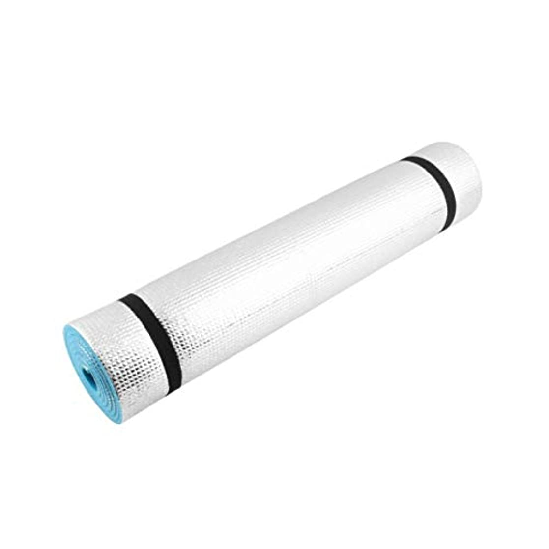 酸素光沢のある発疹軽量180×60×0.6センチメートルマット洗える運動フィットネスパッド折りたたみフロアプレイクッションユニバーサルキャンプマット -