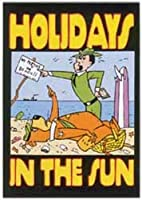 Kozic - Holidays In The Sun Poster - 86x61cm