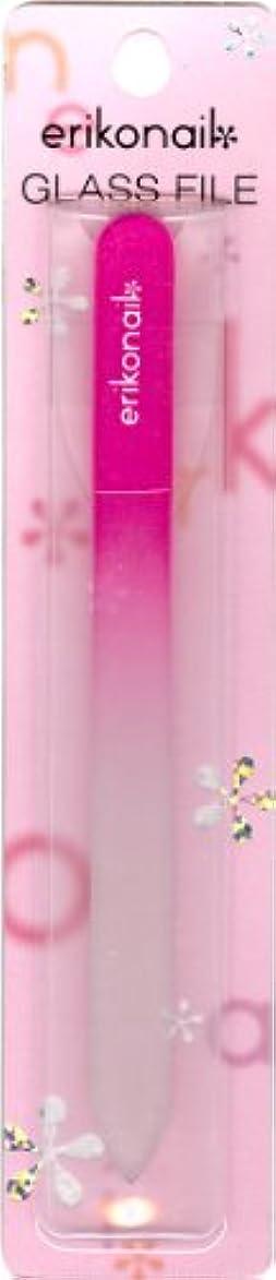 中央値ぐったり爆発するエリコネイル グラスファイル(パウチ付) EGF-2