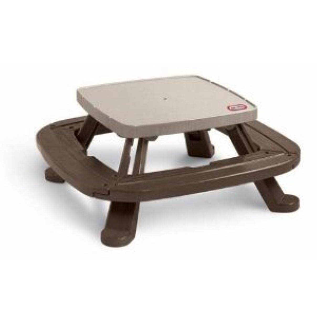 チェリーもちろん収益リトルタイクス フォールド ピクニックテーブル Littletikes 630072
