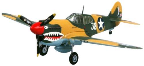 1/72 P-40E トマホーク 16FS 23FG 1942 (完成品)