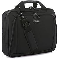 Antler Business 300 Document Bag Briefcase, Black, 4172124048