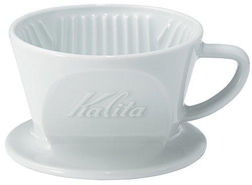 カリタ コーヒー ドリッパー 1~2人用 HA101 波佐見焼 HASAMI & Kalita #01010
