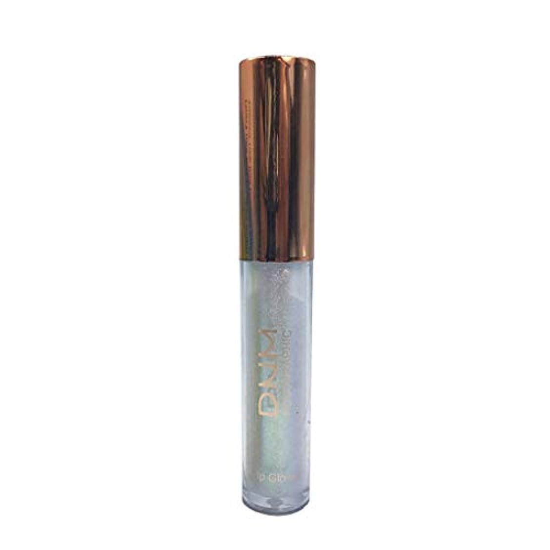 リップクリーム 液体 キラキラ ピンク 紫系 軽い 口紅 唇 リップバーム 光沢 分極 防水 長続き リップラインの色を鮮やかに描くルージュhuajuan (A)