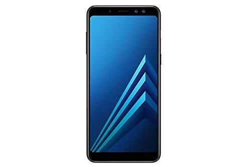 Samsung Galaxy A8 2018 (SM-A530F/DS) 4GB / 32GB 5.6インチLTEデュアルSIM SIMフリー [並行輸入品] (ブラ...