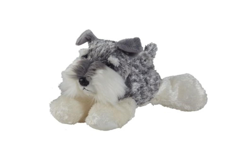 オーロラ Aurora スタイン シュナウザー ミニ Flopsie 20cm キッズ チャイルズ ソフトカドリー おもちゃ 犬 寝そべり 動物 わんこ ハンドメイド 海外輸入品 プレゼント ホワイトデー