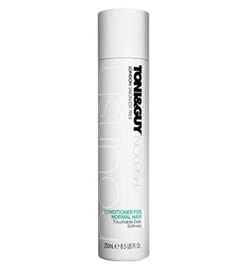 十分中傷ページToni&Guy Conditioner for Normal Hair 250ml - ノーマルヘア250ミリリットルのためのトニ&男コンディショナー (Toni & Guy) [並行輸入品]