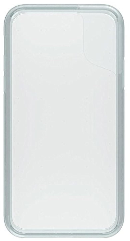暗唱する巧みな腹クアッドロック(QUAD LOCK) レインポンチョ 雨天用カバー - iPhone X/XS用 QLC-PON-IPX