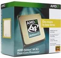 AMD Athlon64X2 5200+ BOX (2.6GHz×2/L2=1MB×2/65W/SocketAM2/90nm品) ADO5200CZBOX