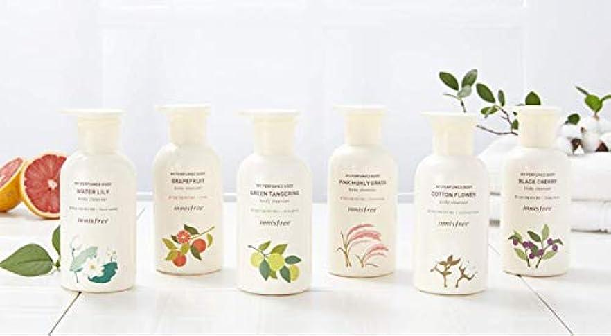 織機発見対人[イニスフリー.innisfree]マイパフュームドボディクレンザー330mL/ My Perfumed Body Body Cleanser (#3 water lilly)