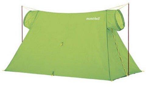 モンベル(mont-bell) テント ライトツェルト SPGN [1~2人用] 1122272