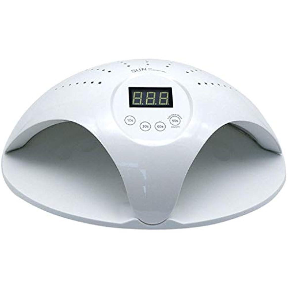 塩最初は分配しますBEIHUAN 48WプロフェッショナルUV LEDジェルネイルランプポーランド硬化乾燥機ライトスマート10月30日/ 60 / 99Sホワイトを設定する4タイマーで自動検出