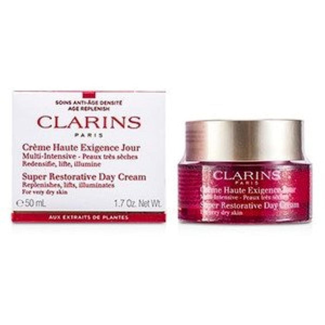 病弱故意に存在するCLARINS(クラランス) スープラ デイ クリーム(ベリードライスキン) 50ml/1.7oz [並行輸入品]