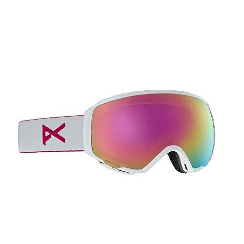 ANON アノン スノーボード ゴーグル Goggle + Spare Lens ASIAFIT アジアンフィット 18-19モデル レディース WM1 PWSPK F