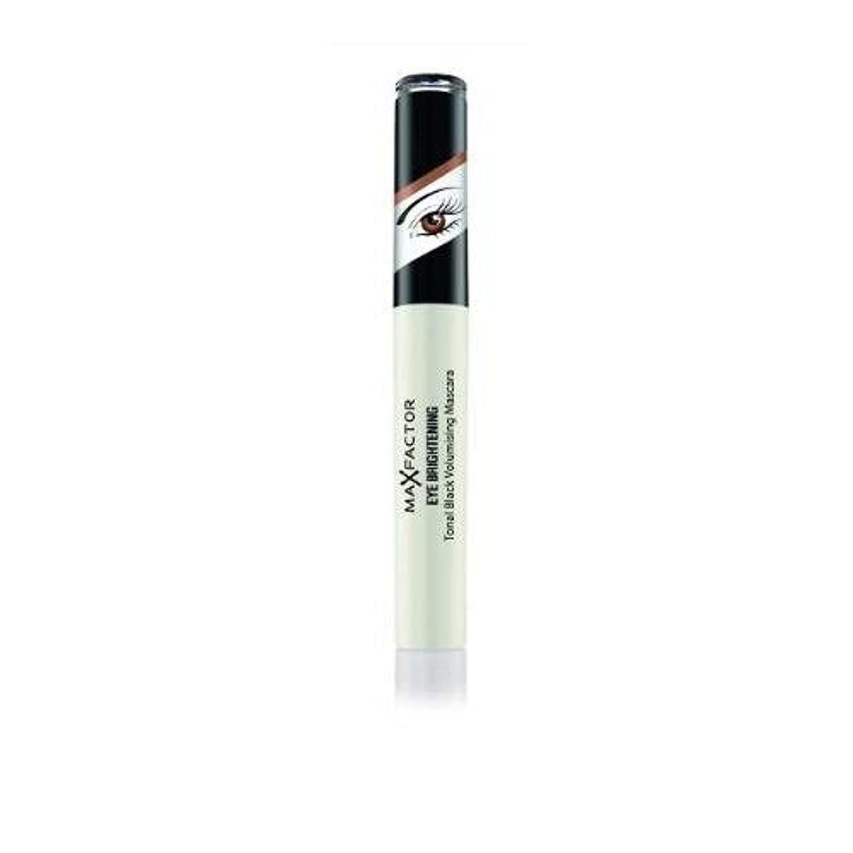 結果七面鳥ピグマリオンMax Factor Eye Brightening Mascara for Brown Eyes 7.ml Black Pearl