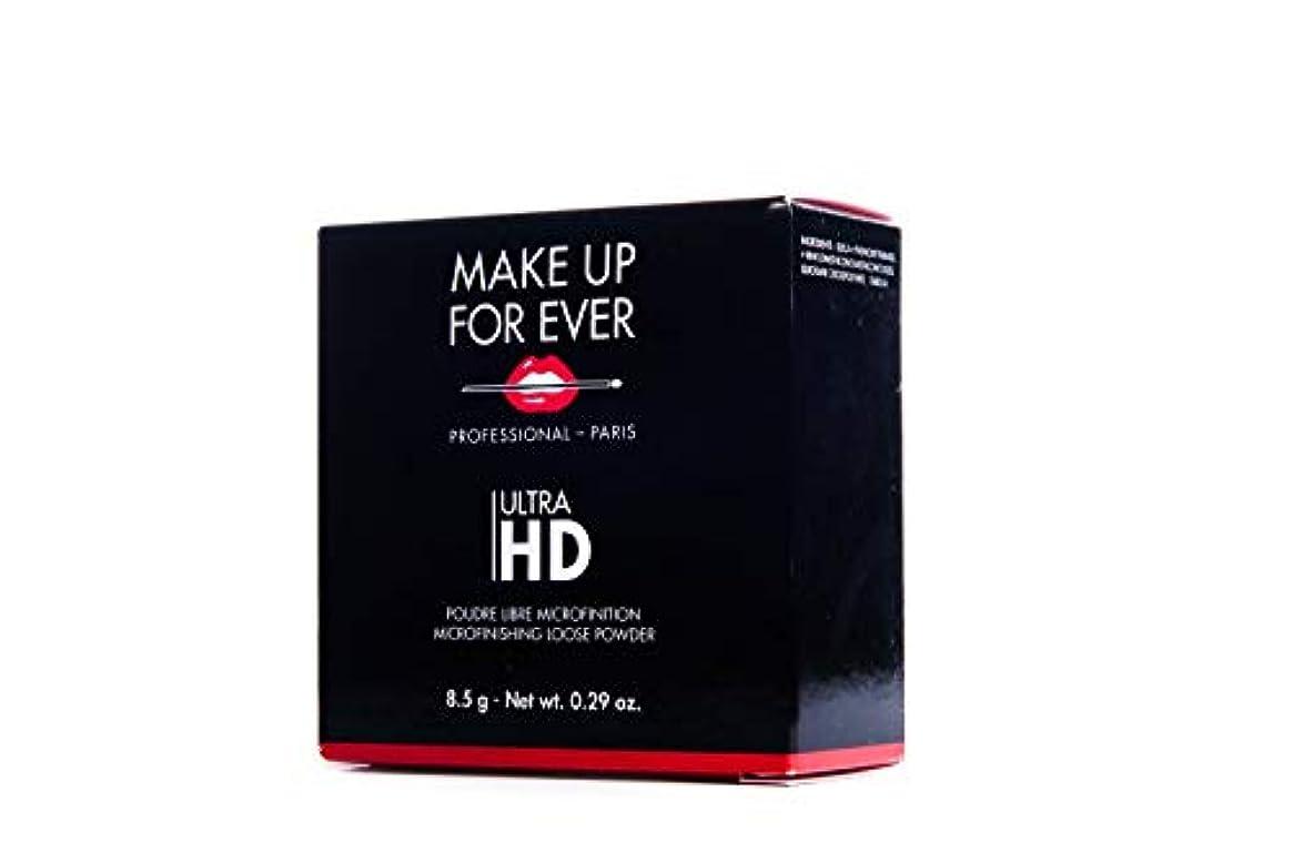 一月アンデス山脈動詞メイクアップフォーエバー ウルトラ HD ルースパウダー 8.5g [リニューアル]