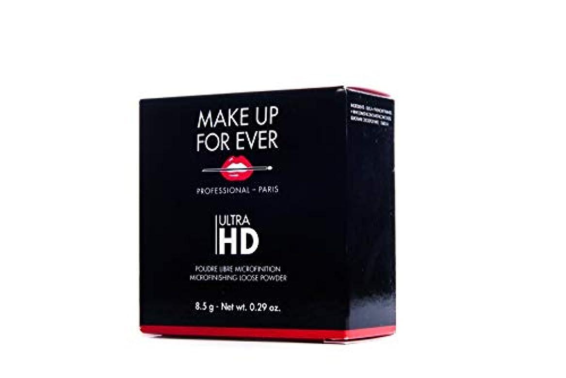 外交原点上院メイクアップフォーエバー ウルトラ HD ルースパウダー 8.5g [リニューアル]