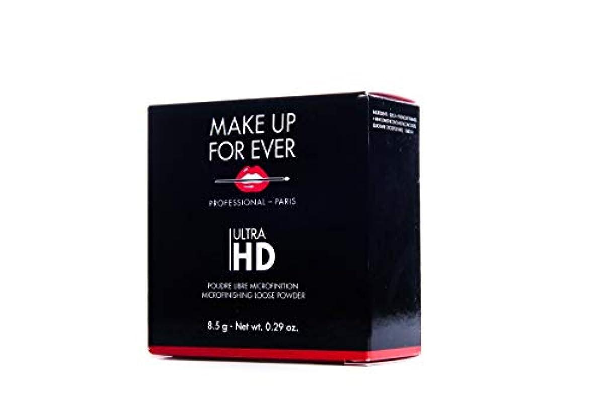 ディスコテストはっきりしないメイクアップフォーエバー ウルトラ HD ルースパウダー 8.5g [リニューアル]