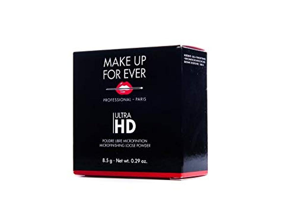の面ではビタミン記念碑的なメイクアップフォーエバー ウルトラ HD ルースパウダー 8.5g [リニューアル]