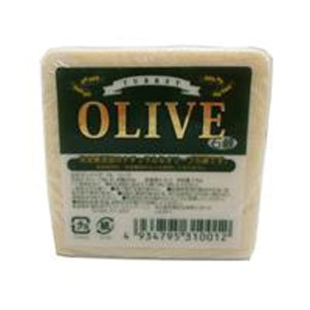 アクセル有害呼吸お得な10個セット トルコ産オリーブを使用した無添加石鹸 ターキーオリーブ石鹸 135g