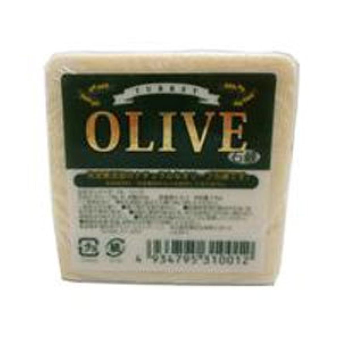 敬意を表してホール刻むお得な5個セット トルコ産オリーブを使用した無添加石鹸 ターキーオリーブ石鹸 135g
