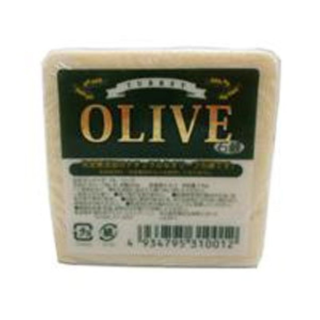 スポンサー成熟アジアお得な5個セット トルコ産オリーブを使用した無添加石鹸 ターキーオリーブ石鹸 135g