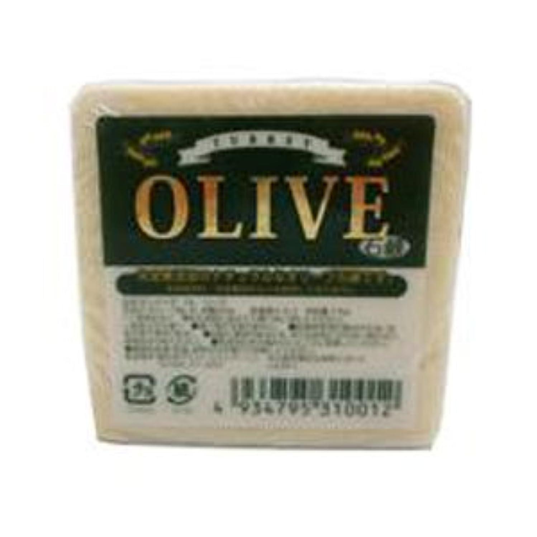 賠償メーター傷つきやすいお得な5個セット トルコ産オリーブを使用した無添加石鹸 ターキーオリーブ石鹸 135g