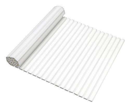 風呂ふた リーフネオ 70×80cm M-8 ホワイト