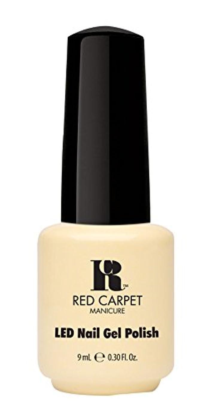 空変成器判定Red Carpet Manicure - LED Nail Gel Polish - Fairy Tale Moment - 0.3oz / 9ml