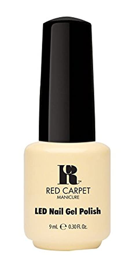 吹きさらし平等葉っぱRed Carpet Manicure - LED Nail Gel Polish - Fairy Tale Moment - 0.3oz / 9ml