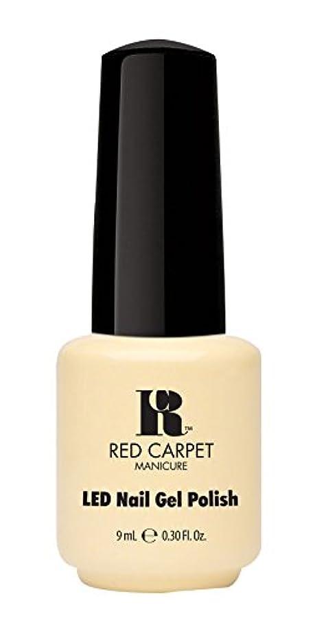 吹きさらし平等葉っぱRed Carpet Manicure - LED Nail Gel Polish - Fairy Tale Moment - 0.3oz / 9ml