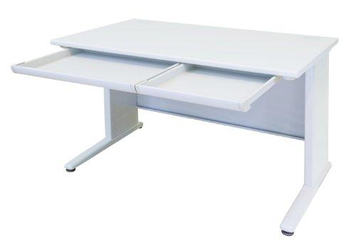事務机 平机 スチールデスク W1200*D700*H700mm オフィスデスク