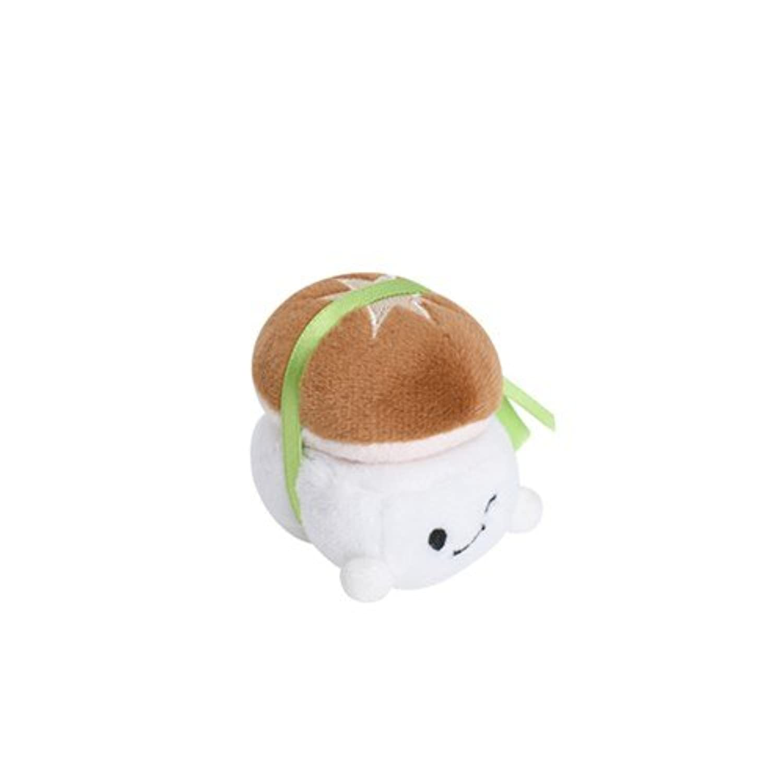 Phone Ring Toy - CHOBA 3 Mushroom 6cm