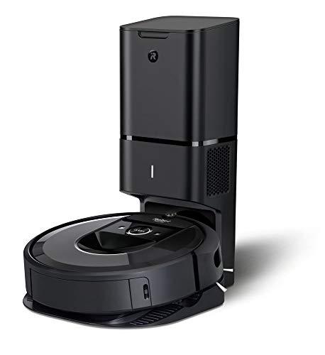 アイロボット ルンバ i7 プラス/iRobot Roomba i7+ / Vacuum Cleaning Robot ★ゴミ捨てまで全自動!最新鋭お掃除ロボット★ [米国正規品]