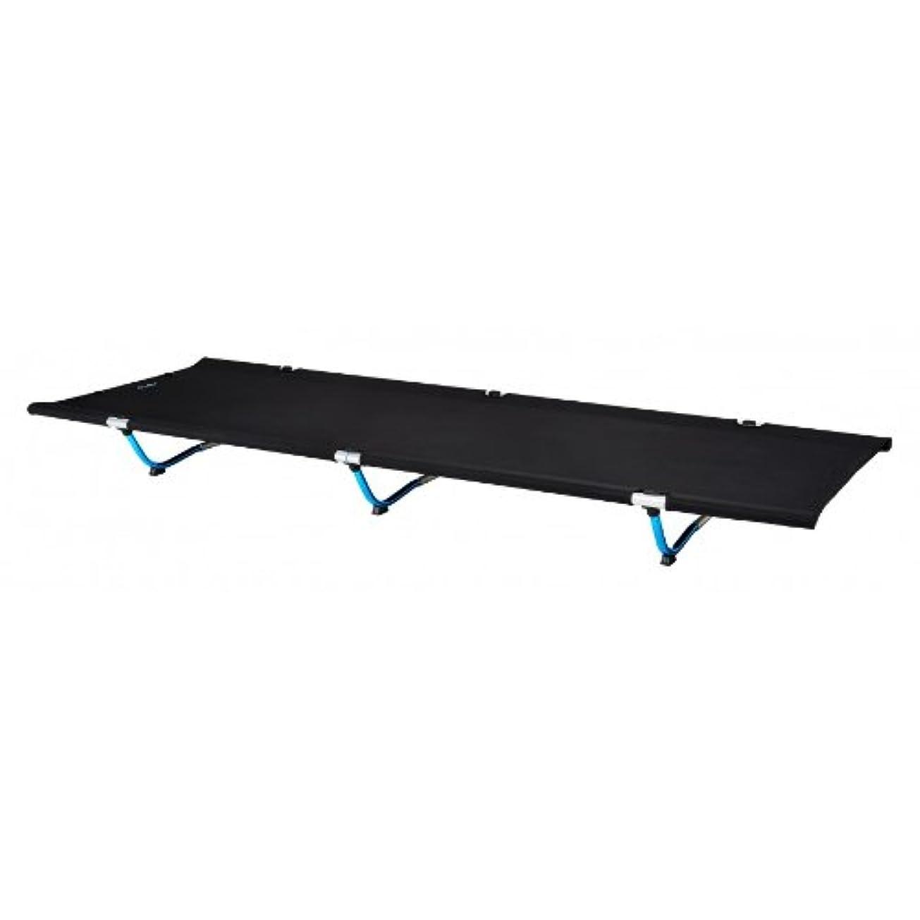 バルブ資本論理的にHelinox(ヘリノックス) 折りたたみ式ベッド コットワン ベッド ベンチ ブラック×ブルー (並行輸入品)
