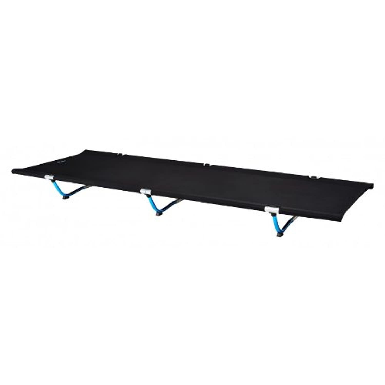 Helinox(ヘリノックス) 折りたたみ式ベッド コットワン ベッド ベンチ ブラック×ブルー (並行輸入品)