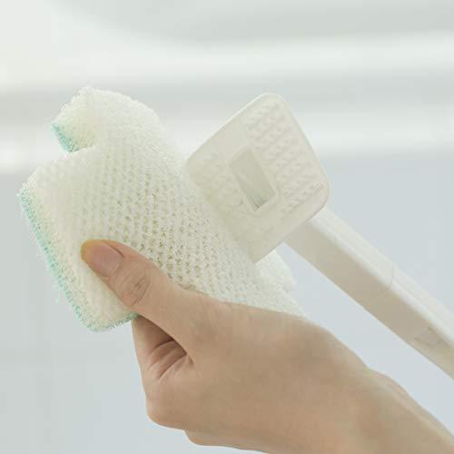 浴室掃除 折りたたみ バススポンジ バスPLUS36 BFB02
