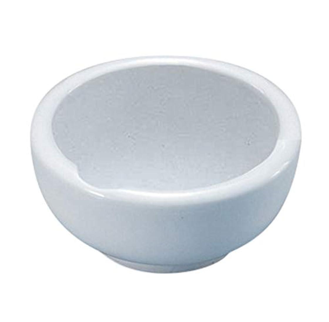 ヨーロッパ口実穏やかなアズワン 磁製乳鉢